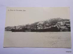 Le Pont De Chicoutimi - Chicoutimi