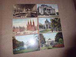 LOT DE 9 CARTES WIESBADEN ...ALLEMAGNE - Cartoline