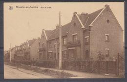 Moustier Sur Sambre - Rue De Ham (Cité Jardin) Carte + Ou -1930 - Imp.F.Delaire-Baseil  Moustier - NELS - Jemeppe-sur-Sambre