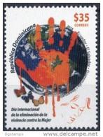 Dominicana 2015 ** Joint Issue. Eliminacion De La Violencia Contra La Mujer.  See Desc. - Repubblica Domenicana