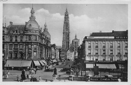 Antwerpen Anvers     Canal Au Sucre   Zicht Op De Suikerrui Suikerrei   Fotokaart      X 2448 - Antwerpen