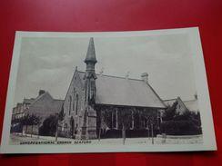 SEAFORD CONGREGATIONAL CHURCH - Non Classés