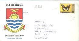 LETTER 1982 - Kiribati (1979-...)