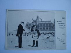 Oostende - Ostende // Lui Et Jef (La Roi ) 19?? - Oostende