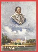 König Maximilian Joseph I., Prof. E. Donadini, Königl. Sächs. Hofrat Uzu Dresden - Illustrateurs & Photographes