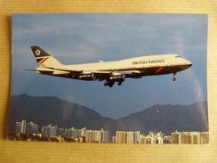 B 747 400 BRITISH AIRWAYS   G BNLG - 1946-....: Moderne