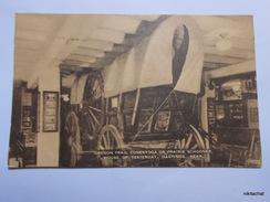 Hastings-Oregon Trail Conestoga Of Prairie Schooner-House Of Yesterday - Hastings