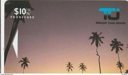 "Cook Islands - ""Kinky"" Coconut Palm - 01CIC - Cookeilanden"