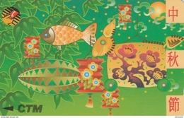 Macau - Mid Autumn Festival - 10MACD - Macau