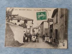 MILLERY - LA GRANDE RUE - CÔTÉ EST - 69 - Francia