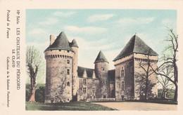"10eme Serie Les Chateaux Du Perigord  ""le Claud"" - Francia"