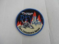 GERMAN LUFWAFFE - 332° DEVIL FLIGHT EDERE, CONSUESCERE,NECARE - Airforce