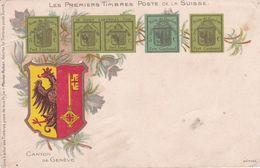 Canton De Genève - Timbres (représentations)