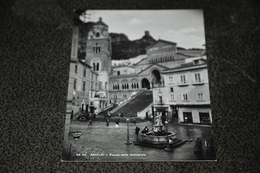 662- Amalfi, Plaza Della Cattedrale - Eglises Et Couvents