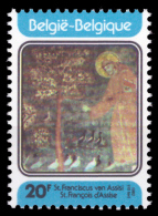 Belgium 2070**  Saint François D'Assise  MNH - Belgium