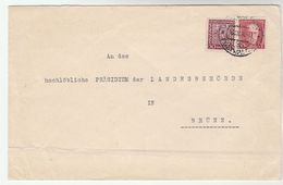 1930 CZECHOSLOVAKIA  Stamps COVER - Covers & Documents