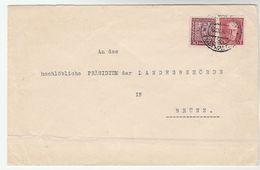 1930 CZECHOSLOVAKIA  Stamps COVER - Czechoslovakia