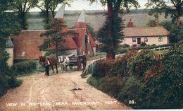 "UNITED KINGDOM / ROYAUME - UNI - View In "" Hop-land "" Near Faversham - England"