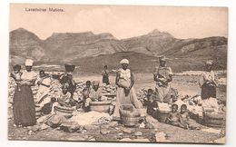 Afrique - Cap Vert - Iles Portugaises -  Lavadeiras Matiota -   CPA° - Cap Vert