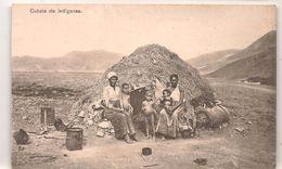 Afrique - Cap Vert - Iles Portugaises -  Cubata De Indigenas  -   CPA° - Cap Vert