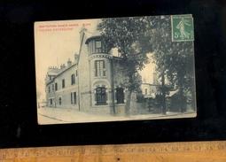 BLOIS Loir Et Cher 41 : Institution Sainte Ste Agnes Façade Extérieure  1916 - Blois