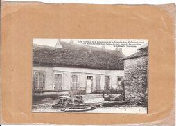 DEPT 21 - Cour Intérieure De La Maison Natale De Soeur Catherine Labouré - BORD - - Autres Communes
