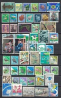 Japan From 1987 - 1995, Collection (Lot) Of Used Stamps (o) - Collections, Lots & Séries