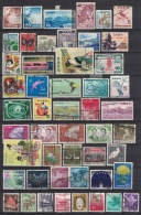 Japan From 1953 - 1961, Collection (Lot) Of Used Stamps (o) All With Roller Cancel - Collections, Lots & Séries