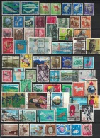 Japan From 1966 - 1971, Collection (Lot) Of Used Stamps (o) All With Roller Cancel - Collections, Lots & Séries