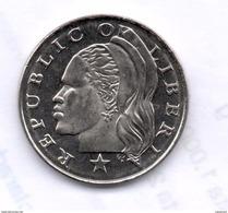 LIBERIA - 25 Cents  2000  KM16 - Liberia