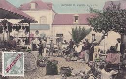 S. Vicente. - Mercado. - Cap Vert