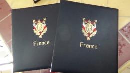 2 Albums DAVO Vide De France De 1969 à 1985 Et De 1986 à 1994 PORT 12.90 Euros OFFERT !!! - Albums & Binders