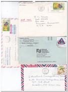Bahamas, 4 Envelopes - Bahama's (1973-...)