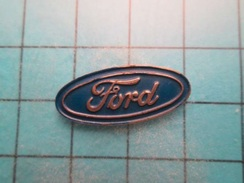 Pin513b Pin's Pins / LOGO DE LA MARQUE FORD , Belle Qualité !!!    Marquage Au Dos : ----- - Ford