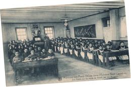 Missions Des Pères Oblats Dans L\'Extreme Nord Canadien - Une Ecole, Sur Les Bords Du Grand Lac Des Esclaves - Sin Clasificación