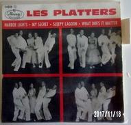 Platters Vinyle Tours Harbor Lights / Sleepy Lagoon Mercury Biem 14225 - Blues