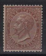 1863 De La Rue 30 C. MNH - 1861-78 Victor Emmanuel II.
