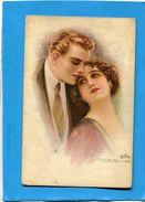 CORBELLA-SUPERBE--carte Italienne    --a Voyagé En 1917-édition - Corbella, T.