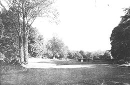 Photographie Photos Photo Originale MONTFERMEIL Les Perriers Le Parc - Lieux