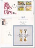 Bophutswana, 2 Envelopes + 1 First Day Sheet - Bophuthatswana