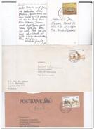 Botswana, 3 Envelopes - Botswana (1966-...)