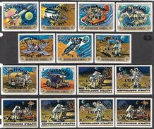 Haiti  1974   15 Stamps / Sets?   MNH** - U.P.U.