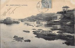 83)   SAINT  AYGULF  - La Pointe - Saint-Aygulf