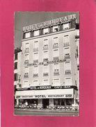 64 Pyrénées Atlantiques, Bayonne, Hôtel De Bordeaux, Animée, 1966, (L. Chatagneau) - Bayonne