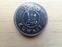 Koweit  100  Fils  2015  Km !!! - Koweït