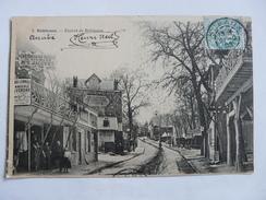 CPA6 - Carte Postale Ancienne CPA Robinson Entrée De Robinson Café Jacquet - Sceaux