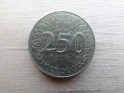 Liban  250  Livres  2012  Km 36 - Liban