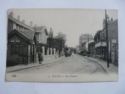 CPA6 - Carte Postale Ancienne CPA Sceaux Rue Houdand Houdan - Sceaux