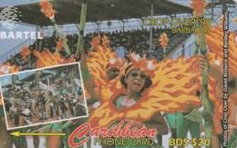 Barbados - Crop Over 95 - 92CBDA - Barbados