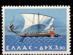 GR+ Griechenland 1958 Mi 672 Mnh Handelsschiff - Nuevos